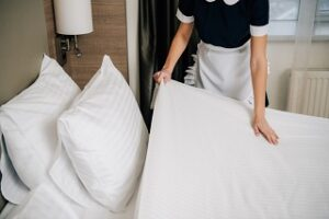 Wie pflege ich meine Bettwäsche